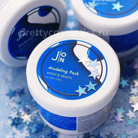 J:ON Альгинатная маска УВЛАЖНЕНИЕ И ЗДОРОВЬЕ MOIST & HEALTH MODELING PACK 18гр