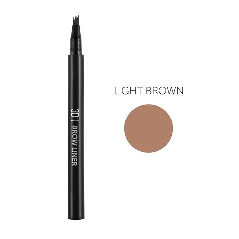 Маркер для бровей 3D BROW LINER CC Brow (светло-коричневый)