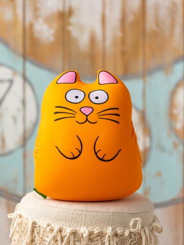 Муфта-подушка антистресс Gekoko «Кот Рыжик» 4