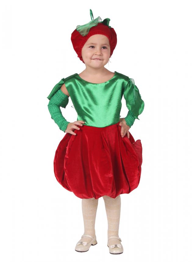 Карнавальный костюм Вишенка детский