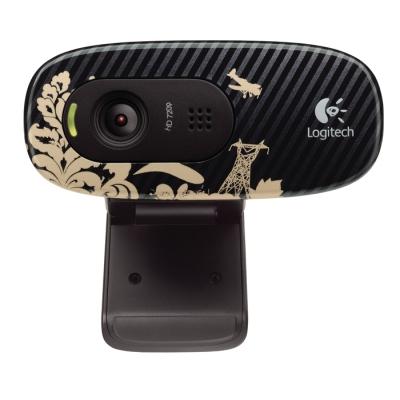 LOGITECH Webcam C270 HD Victorian Wallpaper