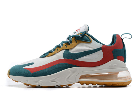 Nike Air Max 270 React 'Midnight Turquoise'