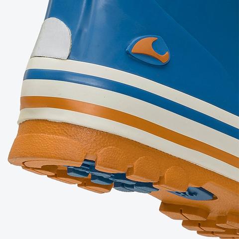 Резиновые сапоги Viking Jolly Blue/Orange