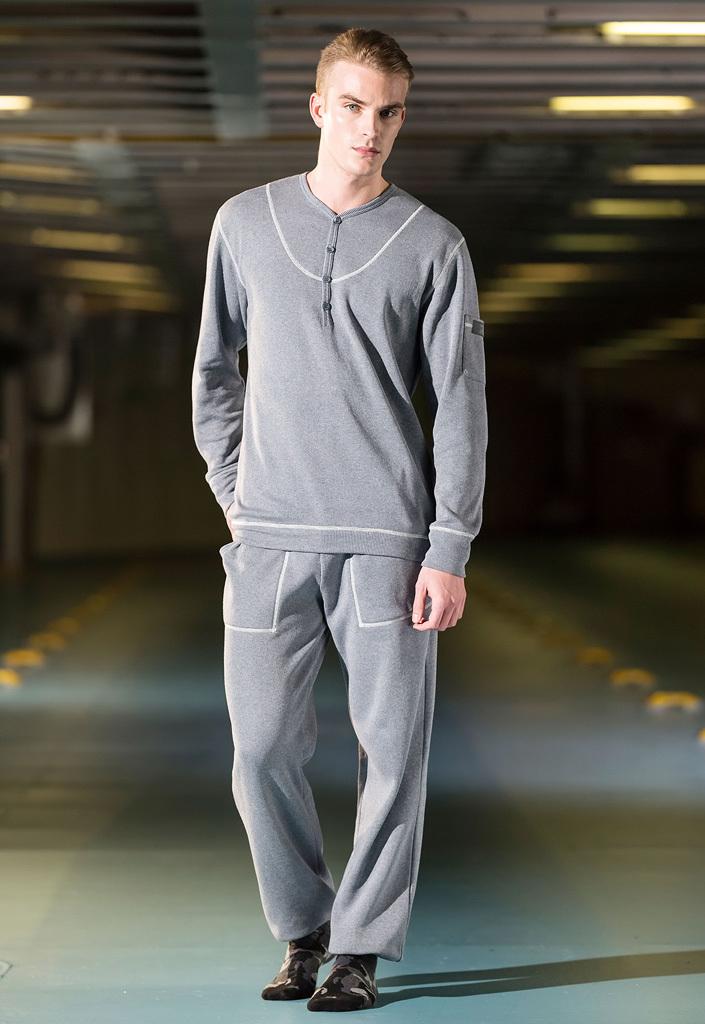 Мужской домашний костюм Forniture Militari