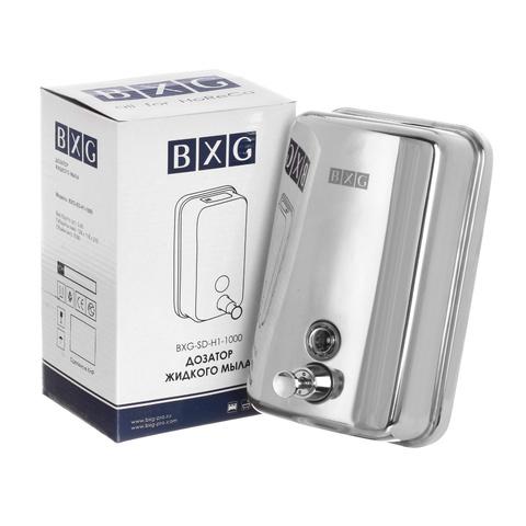 Дозатор жидкого мыла BXG-SD-H1-1000