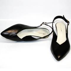 Туфли босоножки Kluchini 5190 Black.