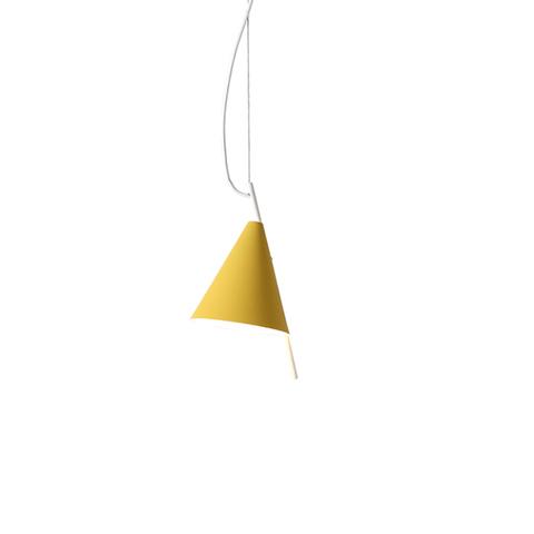 Подвесной светильник копия Cone by Almerich D16 (желтый)