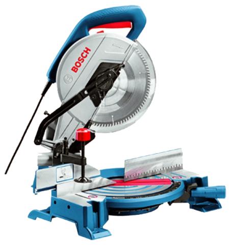Пила торцовочная Bosch GCM 10 MX Professional 0601B29021