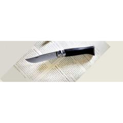Нож Opinel №8, нержавеющая сталь, рукоять из эбенового дерева