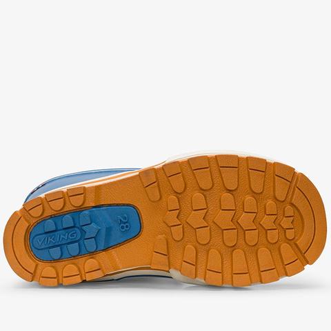 Резиновые сапоги Викинг Jolly Blue/Orange