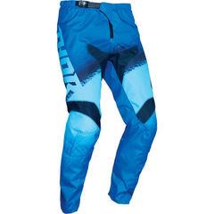 Штаны для мотокросса Thor Sector Vapor Синий Размер 36