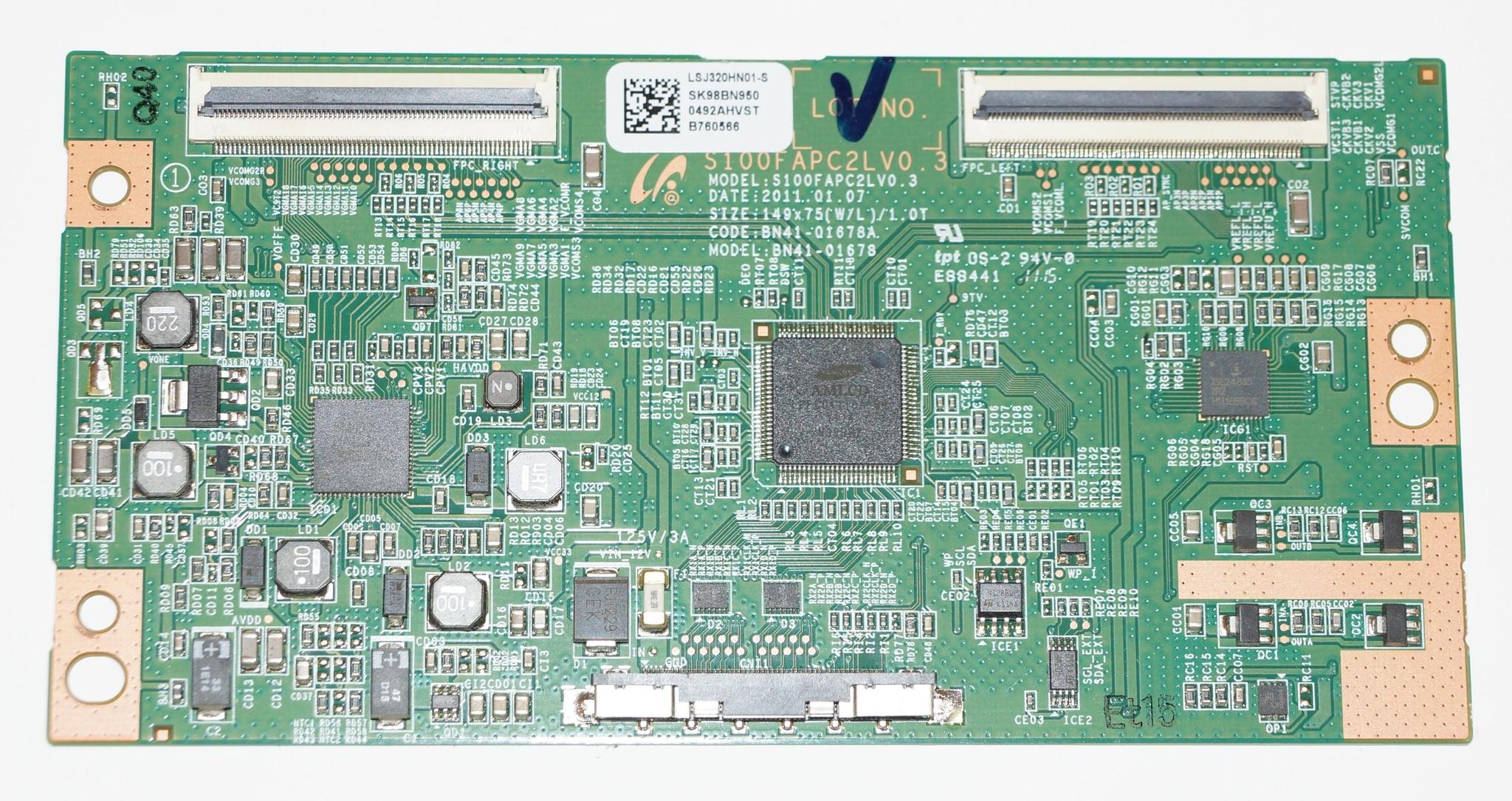 S100FAPC2LV0.3 BN41-01678A купить