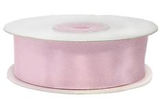 Лента атласная Нежно-розовый, 12 мм * 22,85 м