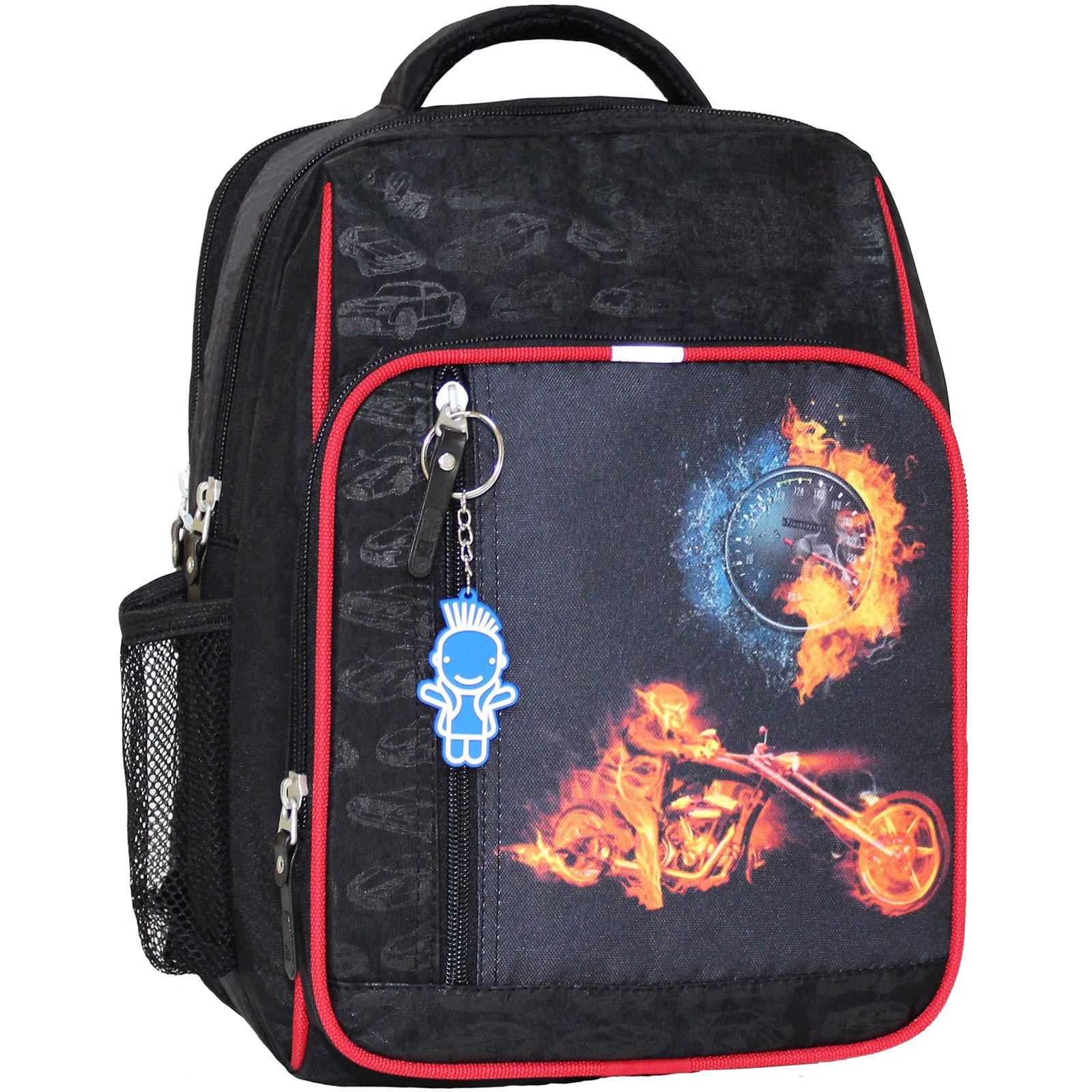Школьные рюкзаки Рюкзак школьный Bagland Школьник 8 л. черный 31м (0012870) IMG_5046.JPG