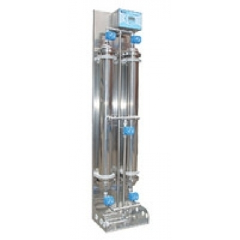 GL-SM-D (Установка ультрафильтрации на раме из нерж. стали, Qmax=2м³/час)