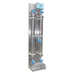 GL-SM-D (Установка ультрафильтрации на раме из нержавеющей стали, Qmax=2м³/час)