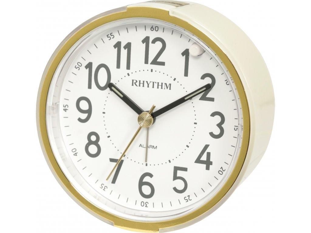 Настольные часы-будильник Rhythm CRE896NR18