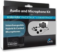 Установочный комплект Scala Rider PackTalk/Smartpack Audio Kit