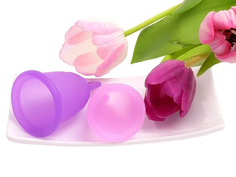 Менструальная чаша MeLuna (L)  – soft ball