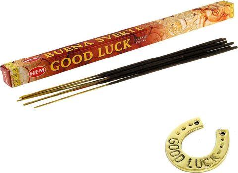 Индийские палочки HEM Good Luck