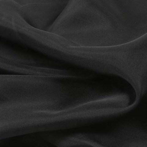 Ткань вуаль однотонная для штор - черная. Ш - 300 см. Арт. -SH 100