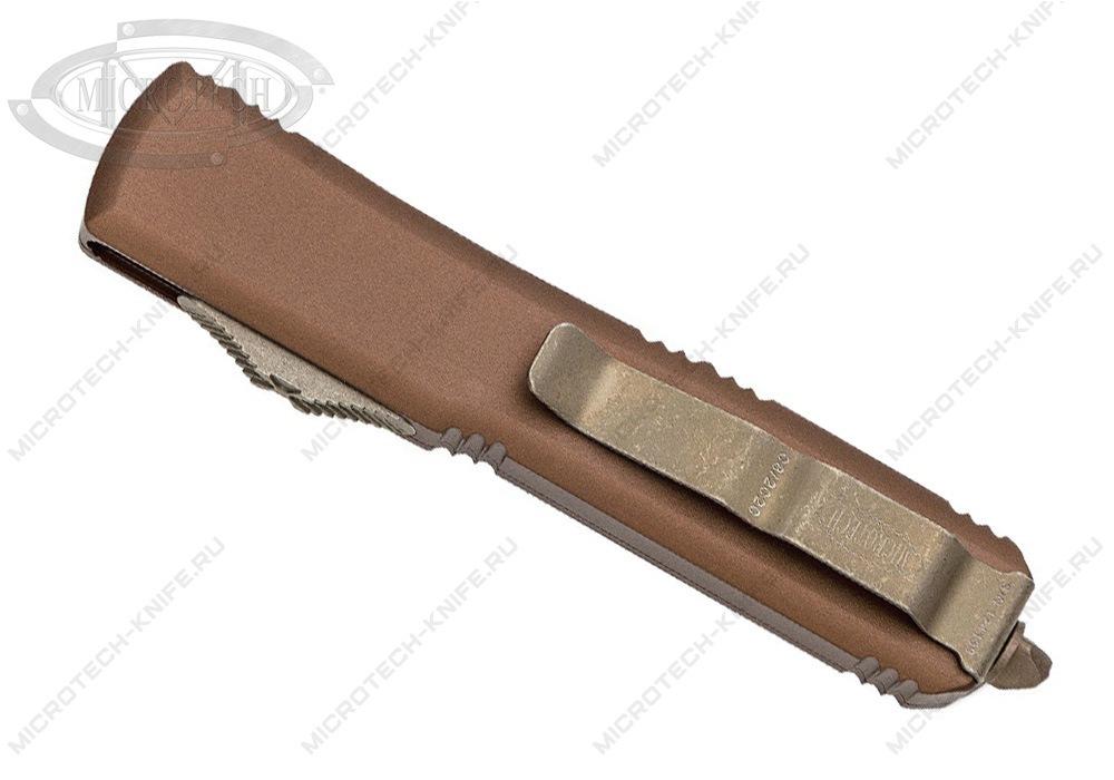 Нож Microtech Ultratech 121-13APTA - фотография
