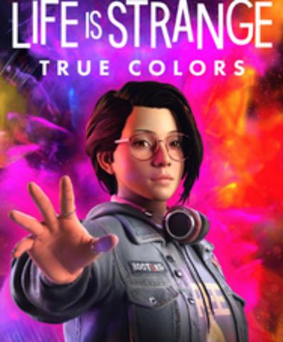 Плакат игровой Life is Strange: True Colors (А1)