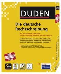 Duden Band 01 Die deutsche Rechtschr. R