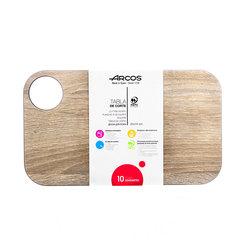 Доска разделочная 24х14 см, материал: дерево, серия Accessories, 708000 Arcos, ARCOS, Испания