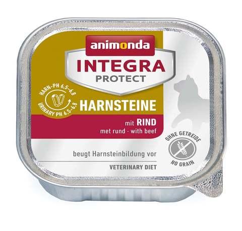 Купить Animonda Integra Protect Cat (ламистер) Harnsteine (URINARY) with Beef для кошек