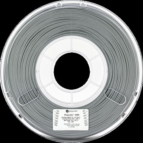 PolyMaker PolyLite ABS, 1.75 мм, 1 кг, Серый
