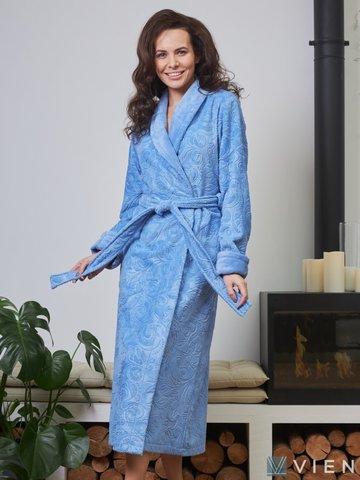 Бамбуковый женский халат Belinda (EFW)