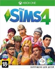 Sims 4 (Xbox One/Series X, русская версия)