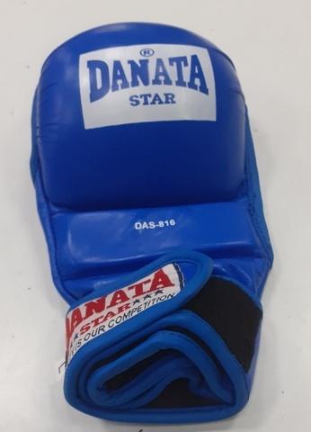 Перчатки универсальный бой 816 размер L цвет синий (Дан) (36690 син)