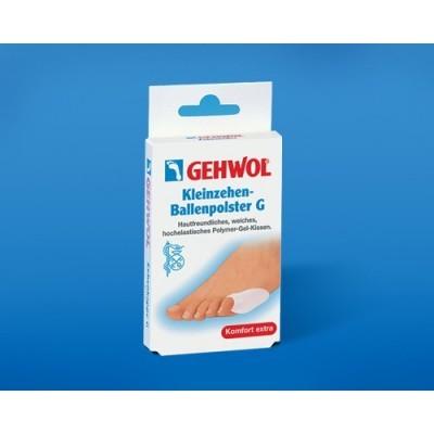 Gehwol (Геволь) - Супинаторы Гель-полимер: Накладка на мизинец G (Kleinzehen-Ballenpolster), 1шт