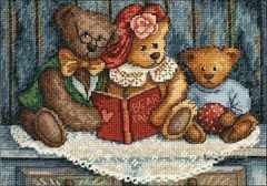 DIMENSIONS Bear Tales (Мишуткины сказки)