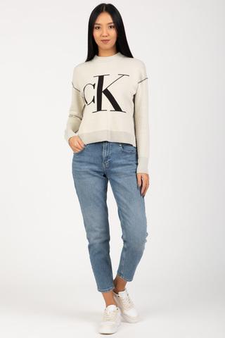 Свитер CK LOOSE SWEATER Calvin Klein Jeans