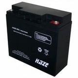 Аккумулятор HAZE HSC12-18 ( 18Ач 12В / 18Ah 12V ) - фотография