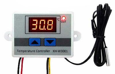 Модуль RA095. Термостат от -50 до +110 гр. Цельсия в пластиковом корпусе
