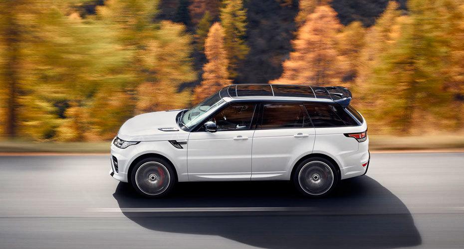 Обвес Overfinch для Range Rover Sport 2 2014+