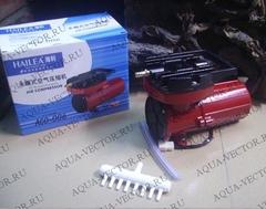 Haile aco-006 компрессор для рыб