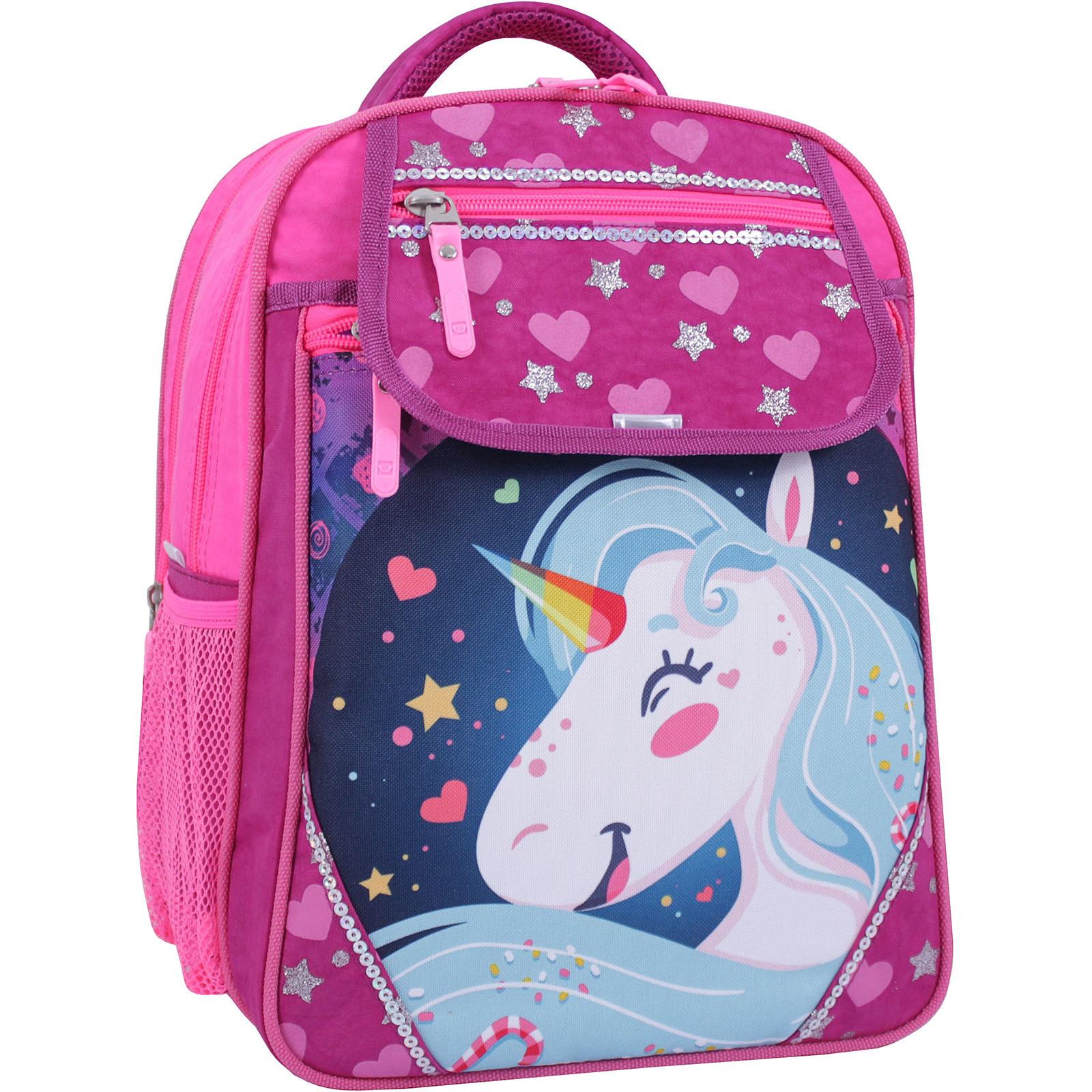 Детские рюкзаки Рюкзак школьный Bagland Отличник 20 л. 143 малина 504 (0058070) IMG_1304_суб.504_.JPG