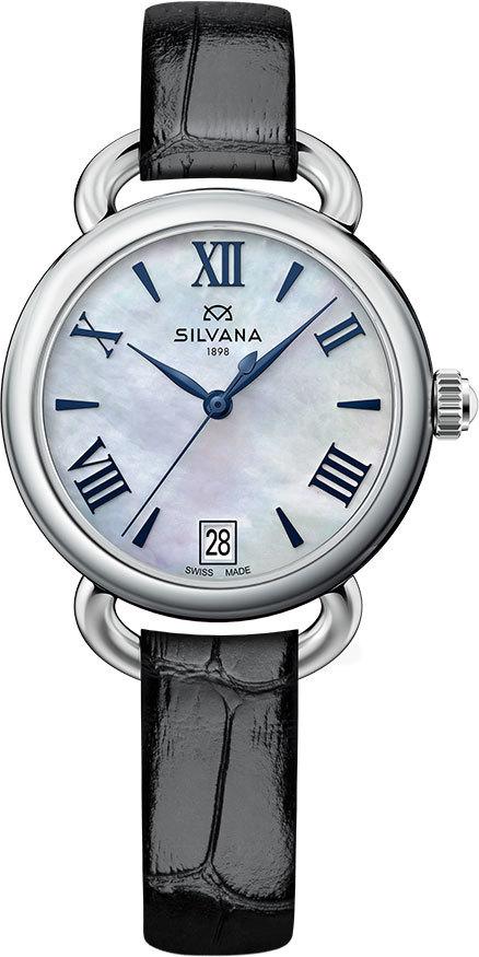 Часы женские Silvana SR33QSS15CN Sincelo