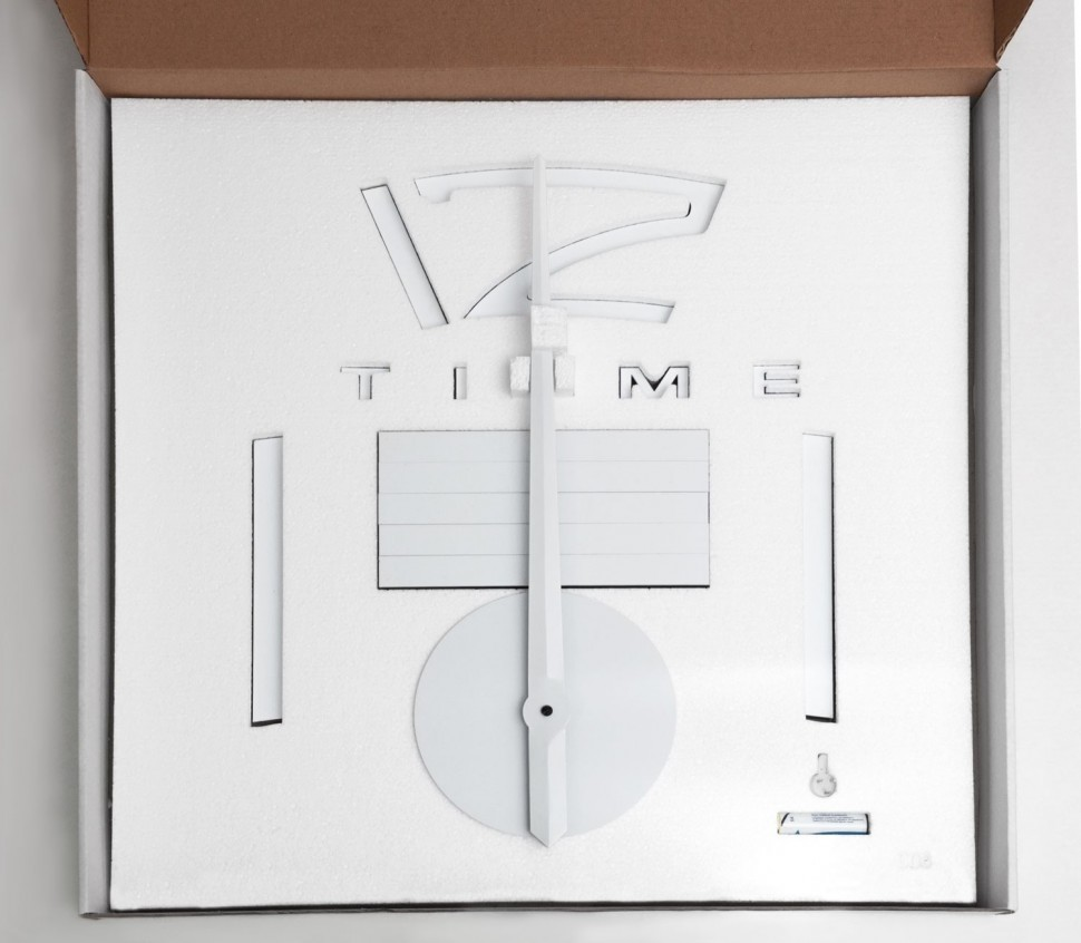 Настенные часы 3dDecor