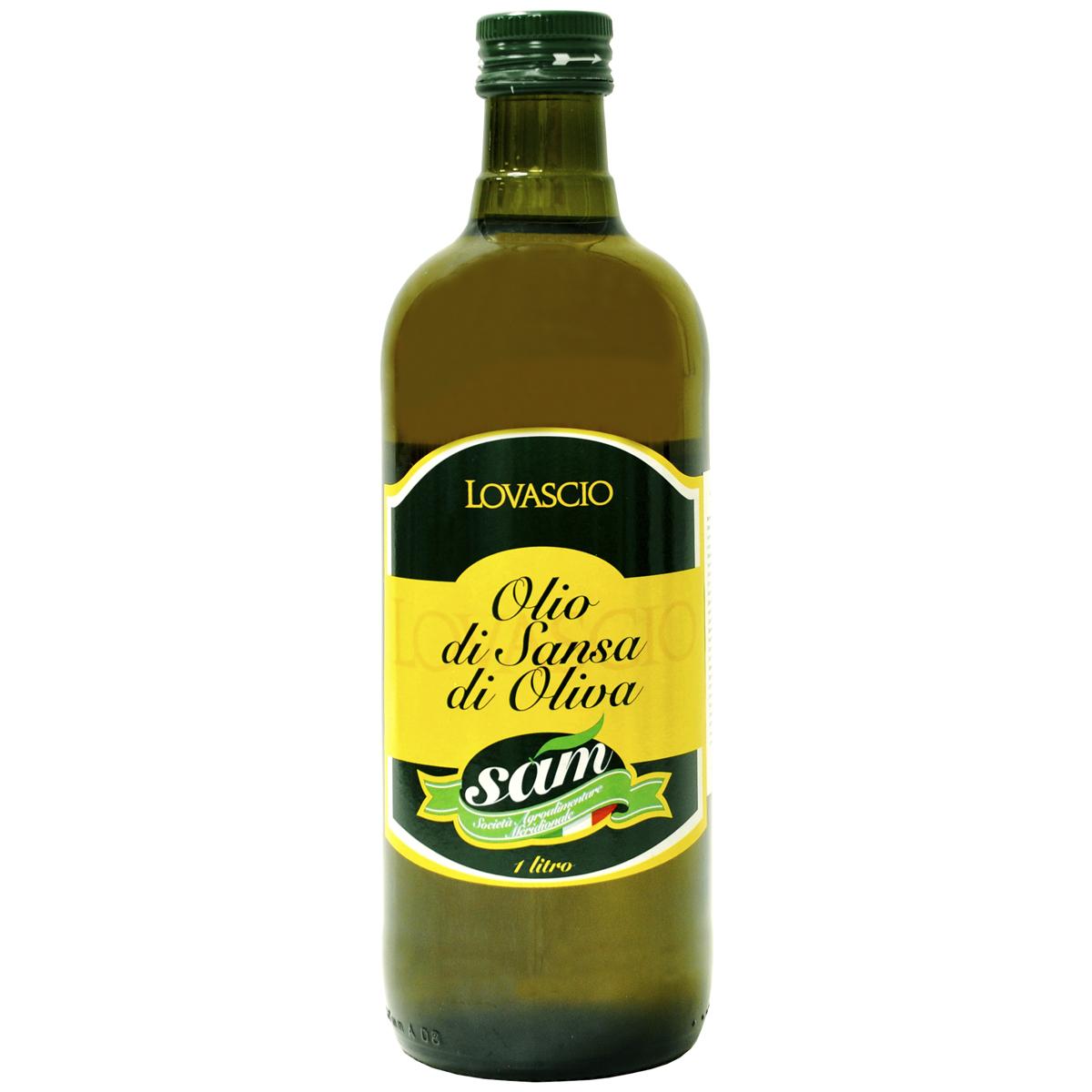 Оливковое масло Sansa 1л Lovascio