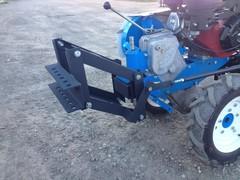 Навеска задняя подъемная на адаптер с рулем АПМ-20