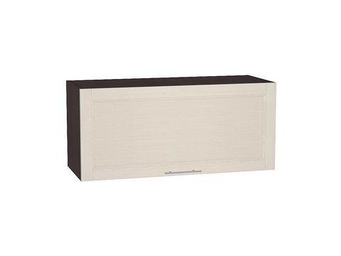 Шкаф верхний горизонтальный 800 Сканди (Cappuccino Softwood)