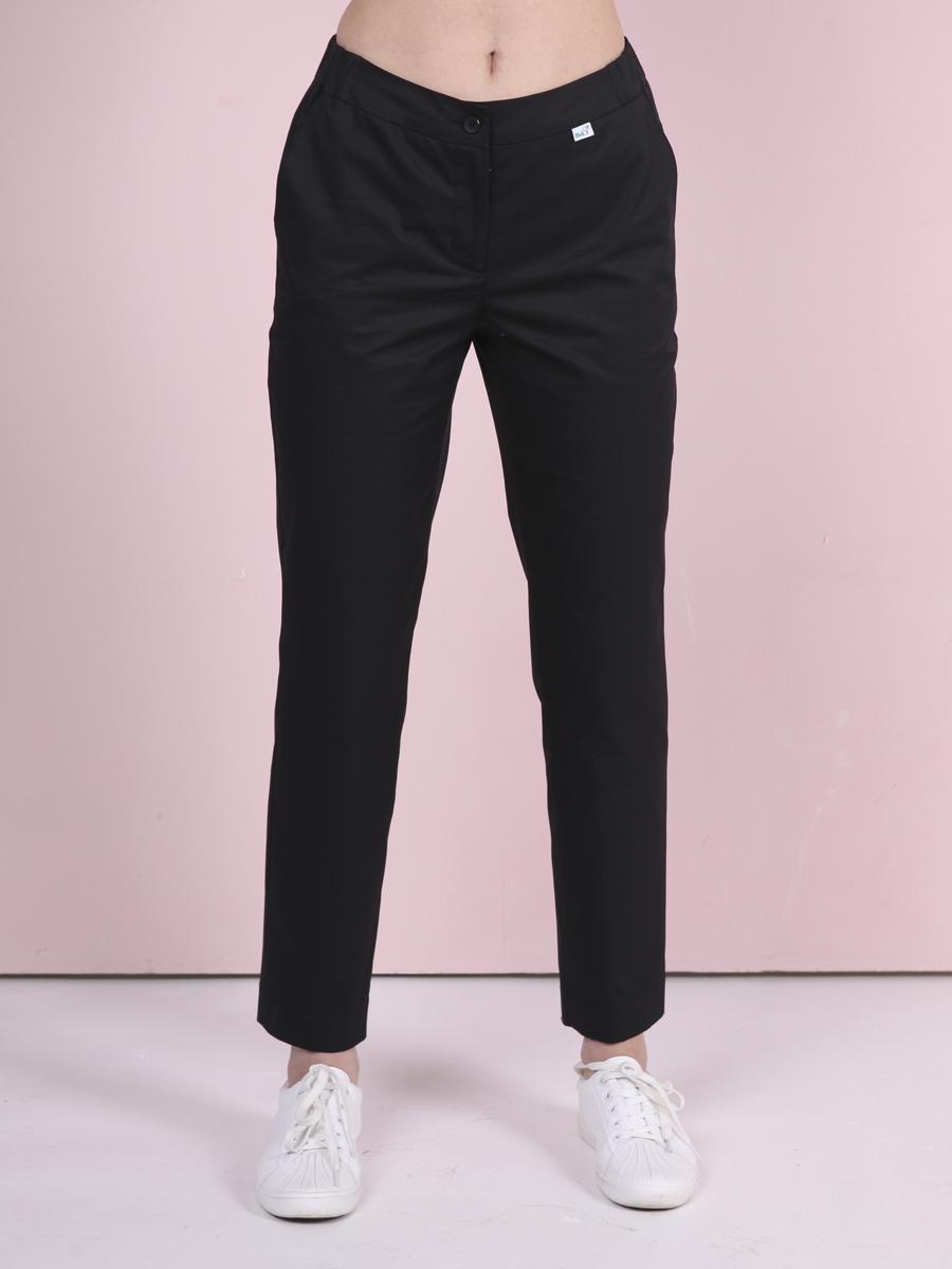 Купить черные медицинские брюки|MediS.moda