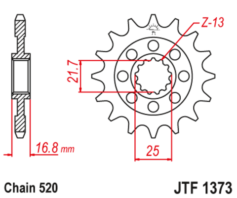 JTF1373