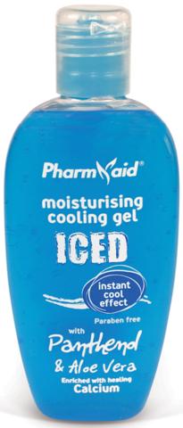 Увлажняющий и охлаждающий гель для тела Parmaid 150 мл